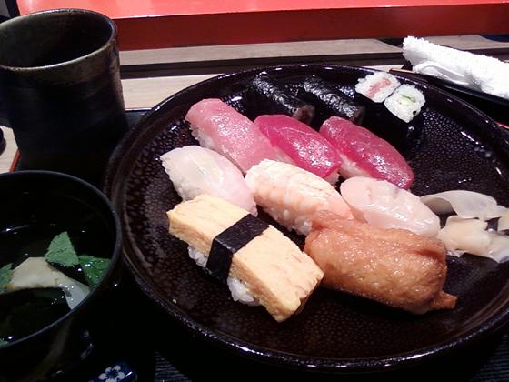 静岡 入り船寿司