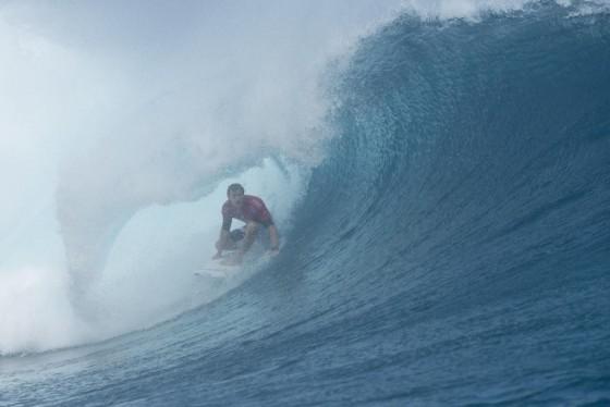 ビード・ダービッジ Billabong Pro Tahiti 2015