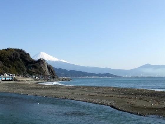2010/03/11 8:17 富士山