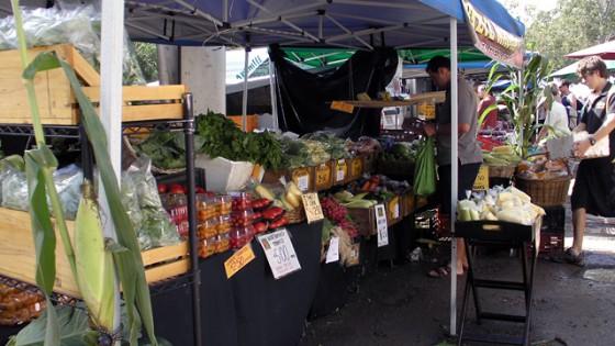 2010/04/18 10:31 Noosa farmer market