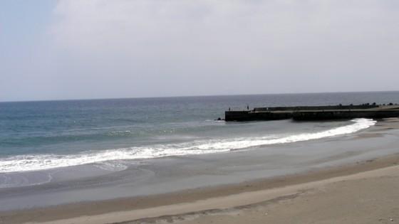 2010/06/12 11:29 熱川海岸