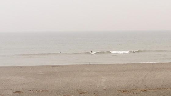 2010/10/15 9:10 遠州灘某所