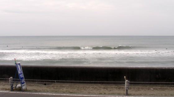 2010/10/22 8:20 御前崎メイン