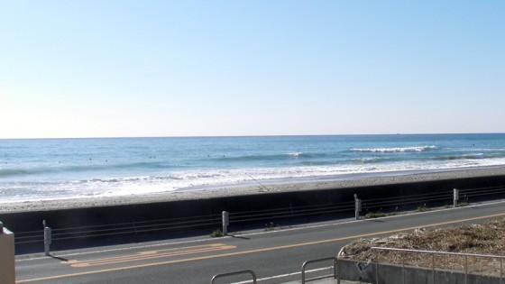 2011/01/02 11:49 御前崎