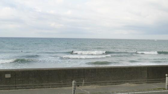 2011/04/21 7:23 御前崎