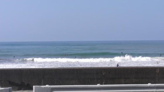 2011/06/09 8:25 御前崎