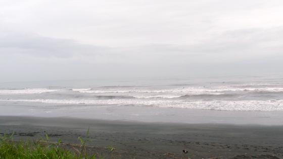 波を求めて千葉北へ
