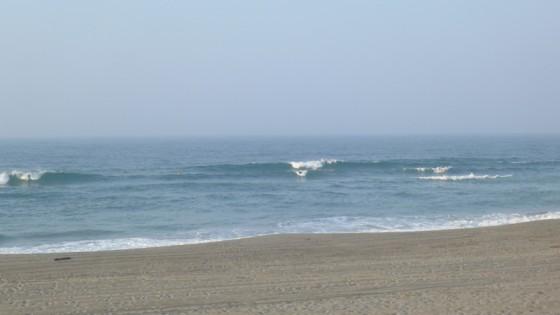 2011/08/17 6:19 袋井方面