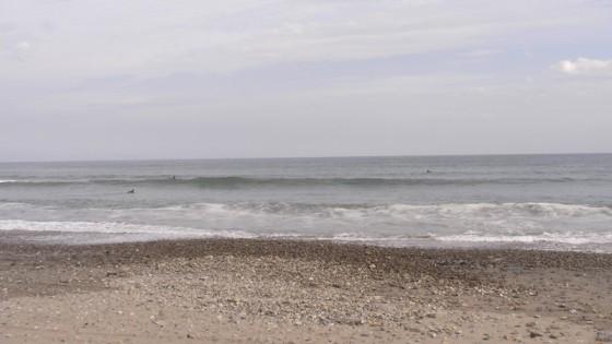 2012/10/11 14:32 片浜海岸