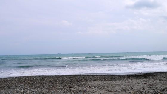 2012/10/12 12:30 片浜海岸