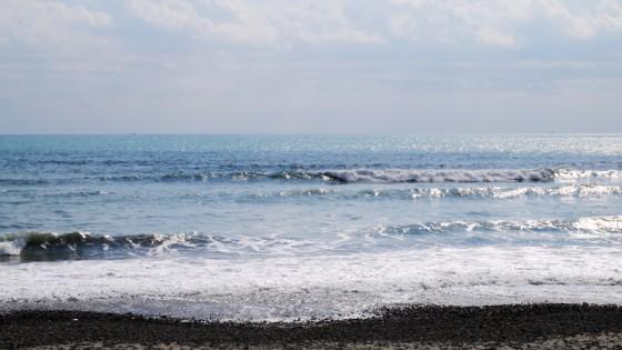 2012/10/20 10:03 片浜海岸