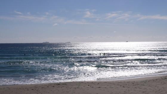 2012/12/11 12:20 多々戸浜