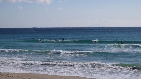 2012/12/11 12:21 多々戸浜