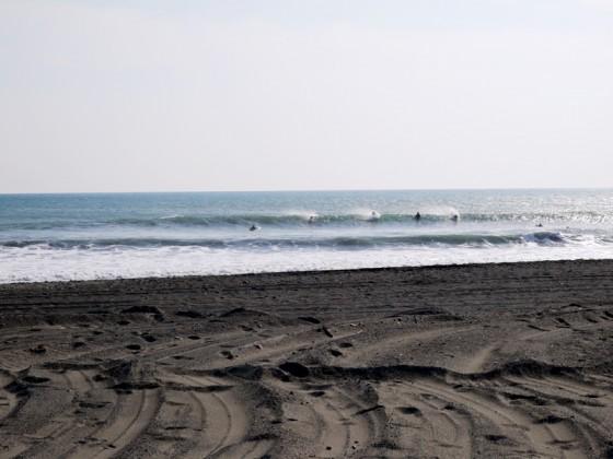 2012/12/18 10:39 静波海岸