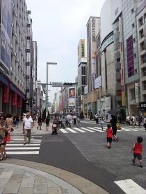 2013/07/27 東京銀座 歩行者天国