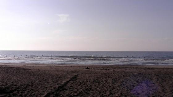 2013/09/01 7:03 静波海岸