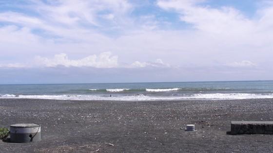 2013/09/05 12:15 静波海岸