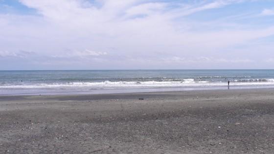 2013/09/05 12:21 静波海岸(女神前)