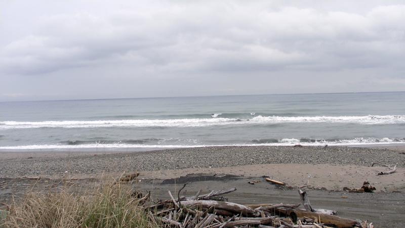 2013/11/07 13:03 片浜海岸