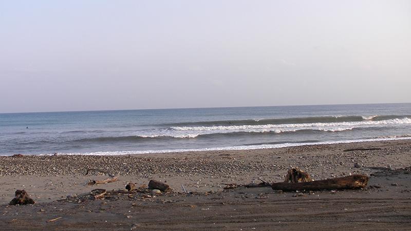 2013/11/07 15:56 片浜海岸