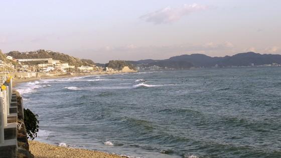 2013/12/16 15:32 七里ヶ浜