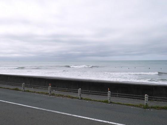 2014/06/06 7:56 御前崎