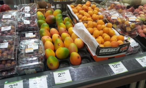 オーストラリア生鮮食品