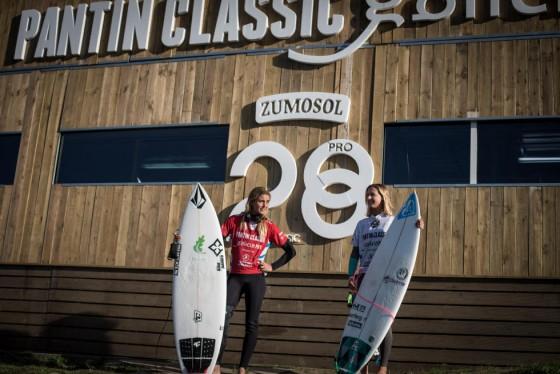 Pantin Classic Galicia Pro 2015 ファイナリスト