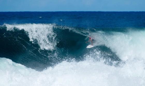 ビード・ダービッジ Reef Hawaiian Pro 2014