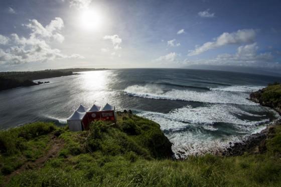 Target Maui Pro 2015 Layday