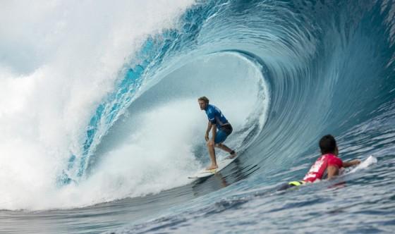ビード・ダービッジ Billabong Pro Tahiti 2014