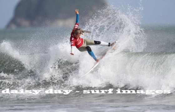 Mt Woodgee ライダーページ・ハーブ TSB Bank NZ Surf Festival