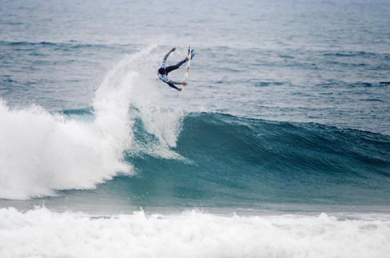 Gabriel Medina - Big F.s Air Reverse Front © Cazenave