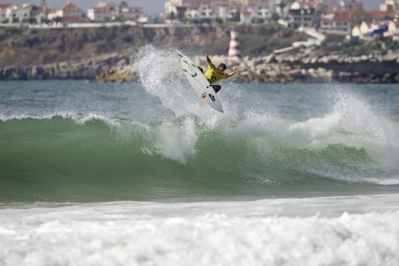 Julian Wilson Win Rip Curl Pro Portugal 2012