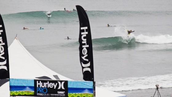 Hurley Pro Trestles 2011