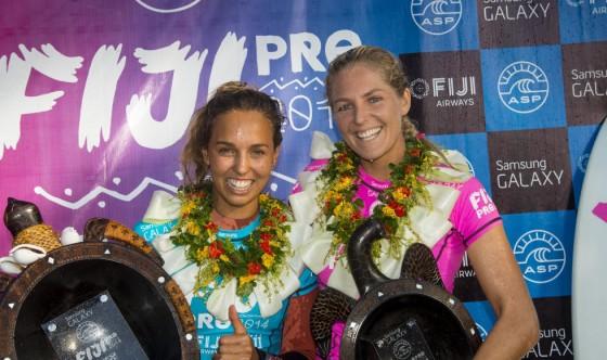 サリー優勝 Fiji Women's Pro