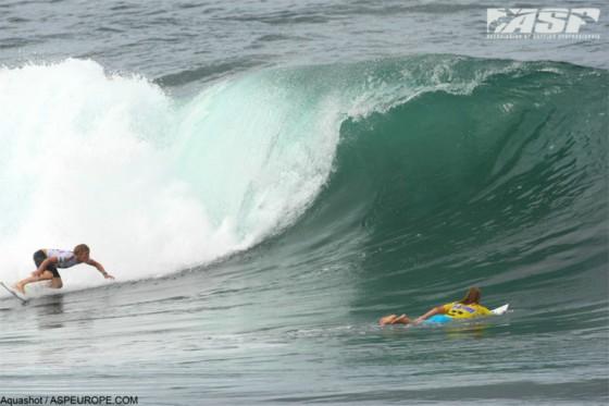 リンコン・テイラー Billabong Azores Island Pro 2011