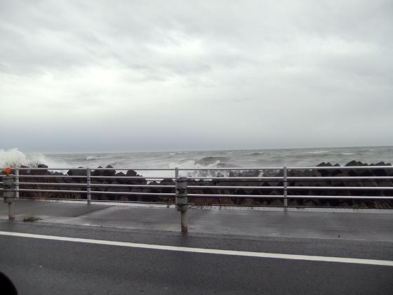 2010/04/02 11:00 久能海岸