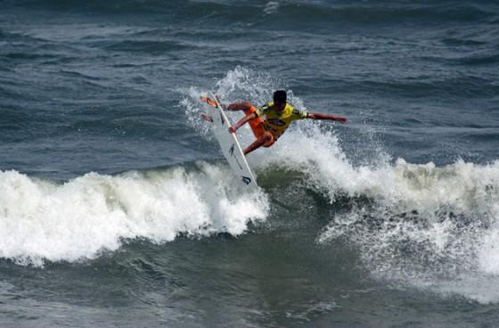 Filipe Toledo (BRA) Coastal Edge ECSC 2012