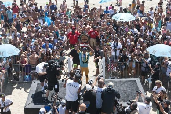 Julian Wilson Win Nike US Open 2012