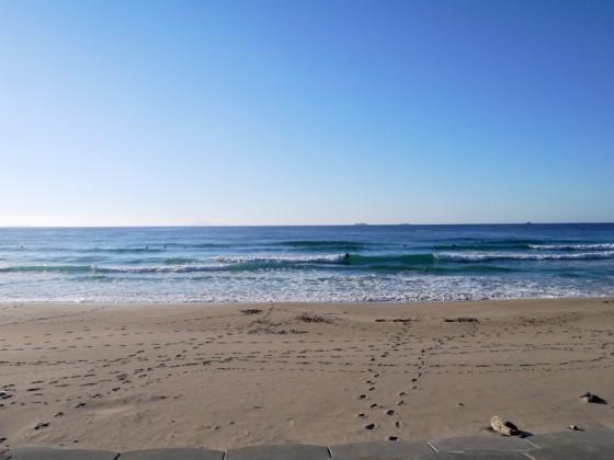 2012/11/02 7:35 多々戸浜