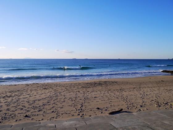 2012/11/16 7:14 多々戸海岸