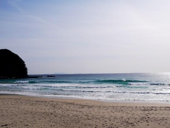 2012/12/07 11:22 多々戸浜