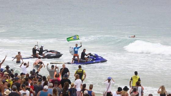 Quiksilver Pro GC 2015 Filipe Toledo WIN