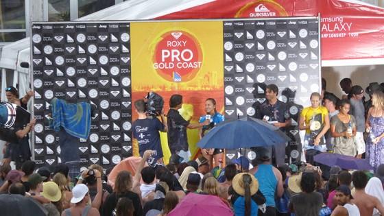 ROXYpro GC 2015 Carissa Moore WIN