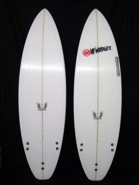 Mt Woodgee Surfboards DURBO モデル