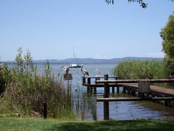 Lake Cootharaba QLD Australia