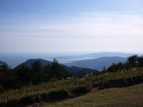 清水港(浜石岳より)