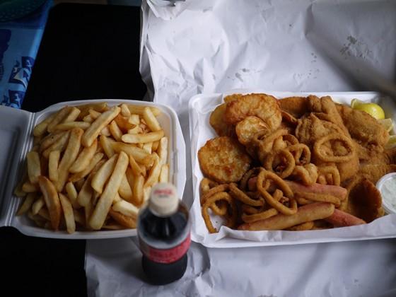 2014/02/23 Fish & CHIP