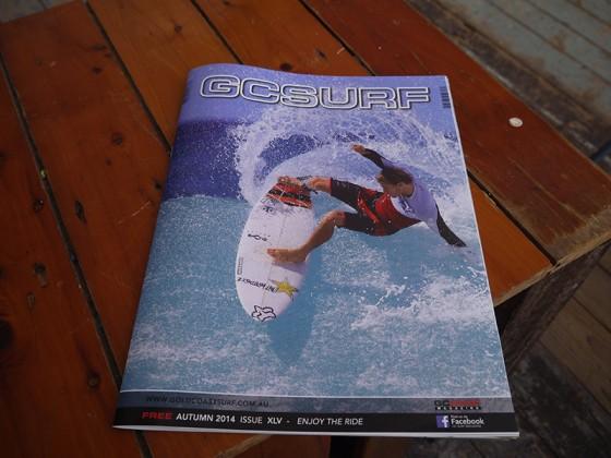 Bede Durbidge GC SURF